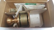 Schlage A25D PLY 612