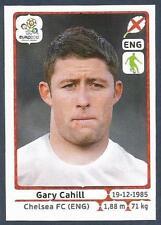 PANINI EURO 2012- #495-ENGLAND-CHELSEA-GARY CAHILL
