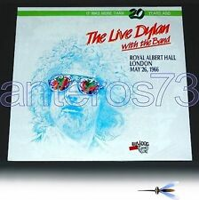 """BOB DYLAN """"THE LIVE DYLAN- LONDON"""" RARE LP ITALY SEALED"""