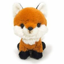 Fluffies Plush Doll S Fox Japan new .