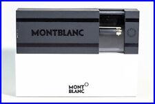 Montblanc Scenium - Kugelschreiber - SCHWARZ - GOLD - inkl. Voucher