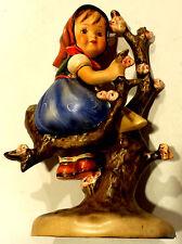 "Vintage Hummel/Goebel "" Girl in an Apple Tree"": Germany TMK 2: Large"