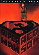 SUPERMAN: RED SON - MOTION COMICS COLLECTION NEW DVD