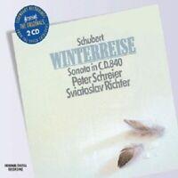 SVIATOSLAV SCHREIER... - WINTERREISE,KLAVIERSONATE IN C-DUR,D 840 2 CD NEU