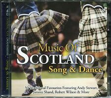 MUSIC OF SCOTLAND SONG & DANCE - 2 CD BOX SET