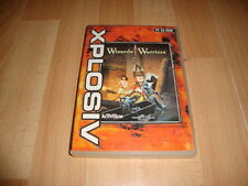WIZARDS & WARRIORS RPG DE ACTIVISION PARA PC CON 2 DISCOS USADO COMPLETO