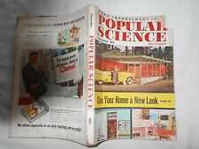POPULAR SCIENCE Magazine-SEPTEMBER,1955-GIVE YOUR HOME A NEW LOOK
