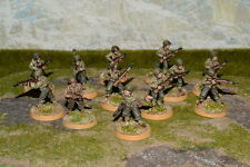 1/56 28mm DPS painted Bolt Action WW2 US American Army Infantry Section RC383