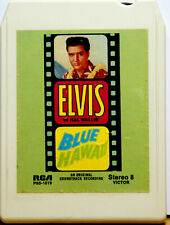 ELVIS PRESLEY Blue Hawaii  8 TRACK CARTRIDGE