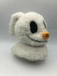 Disney Nightmare Before Christmas Zero White Ghost Dog Plush Stuffed Toy Animal