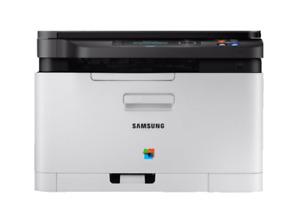 Samsung Xpress C480W Multifunktionsgerät Farblaserdrucker WLAN / LAN USB d
