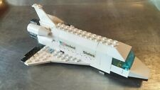 1990 LEGO 1682 White Space Shuttle - SPACE SHUTTLE Only!