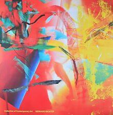 Gerhard Richter Merlin Poster Kunstdruck Bild 117x117cm