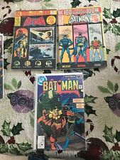 BATMAN DC 100 PAGE SUPER SPECTACULAR DC-14 FVF & DC-20 VF WHITMAN 312 VFNM 1 LOT