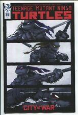 TEENAGE MUTANT NINJA TURTLES #96 SOPHIE CAMPBELL VARIANT COVER - IDW/2019 - 1/10