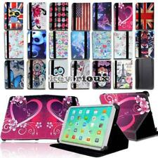 """Leather Stand Folio Cover Case  --- For Various 7'' 8"""" 10"""" Teclast tablets"""