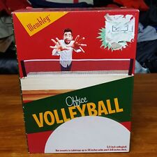 Wembley Office Tabletop VolleyBall Game 41WON35051 wemco $40 W/ PUMP Sport