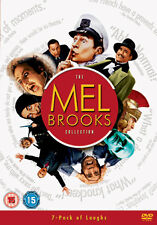 MEL BROOKS COLLECTION - THE TWELVE CHAIRS & YOUNG FRA - DVD - REGION 2 UK