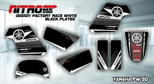 YAMAHA PW 50 Graphics Kit Decal Design Stickers Motocross MX Enduro PW50 PEE WEE