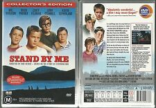STAND BY  ME WILL WEATON RIVER PHOENIX COREY FELDMAN KIEFER SUTHERLAND NEW DVD