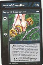 Form of Corruption x2 AH LotN Lot C VTES Jyhad