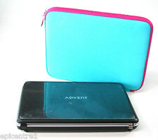 "BELKIN 10"" TURQUOISE RASPBERRY NEOPRENE NETBOOK IPAD ANDROID TABLET SLEEVE"