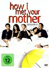 HOW I MET YOUR MOTHER, Season 4 (3 DVDs) NEU+OVP