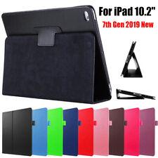 """Cuero PU Funda Protectora Magnética inteligente Tablet Shell para Apple iPad 7th GEN 10.2"""""""