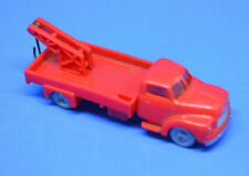 RARE Vintage Lego 1256 HO 1:87 Bedford Tow Truck Red 1950's (LG8)