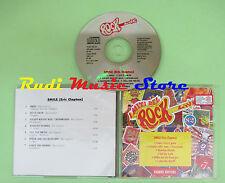 CD MITI DEL ROCK LIVE 82 SMILE compilation 1994 ERIC CLAPTON (C31) no mc lp vhs