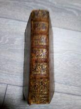 Livre Ancien 1757 Les Remèdes Charitables De Mme Fouquet Medecine