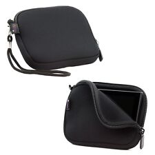Neoprene Case Cover Sleeve For 7 Inch Sat Nav 7'' GPS Bag 21 x 13 x 2.5cm