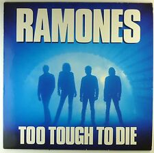 """12"""" LP - Ramones - Too Tough To Die - A4320 - washed & cleaned"""