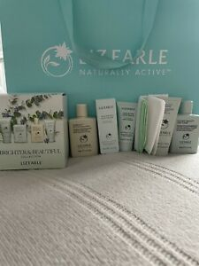 Liz Earle Fresh and Bright Collection Skin Care Travel Gift Set