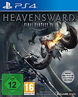 Final Fantasy XIV Heavensward Sony PlayStation 4 PS4 Game Spiel Deutsche Ware Ne