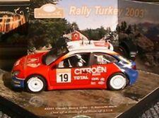 CITROEN XSARA WRC #19 TURKEY RALLY 2003 VITESSE 43201 CARLOS SAINZ 1/43 MARTI