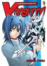 Vanguard: Cardfight!! Vanguard, Volume 1 by Akira Itou (2014, Paperback)