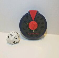 Scattergories Game Timer & Die Vintage 1988 Replacement Pieces Milton Bradley