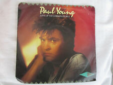 Paul Young - Love of the Common People / Behind Your Smile - CBS A3585