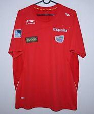 Spain National basketball Team training shirt jersey Size L