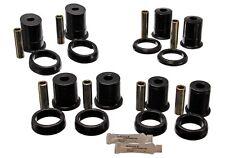 Energy Suspension Control Arm Bushing Set Black Rear for 79-86 Capri # 4.3115G
