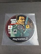 Grand Theft Auto Liberty City Stories (PlayStation 2, 2006) GTA PS2 Game TESTED