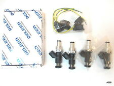 4 High Impedance Turbo Fuel Injector For 2000-2005 Toyota Celica 1.8L