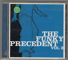 THE FUNKY PRECEDENT vol. 2 - various artists CD