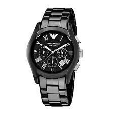 Men's Stainless Steel Strap Ceramic Case Wristwatches