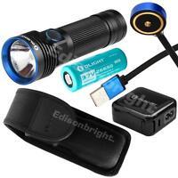 Olight R50 PRO SEEKER 3200 Lumens LED rechargeable Flashlight / Searchlight
