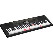 Casio LK-265 Full Size Piano-Style 61-Key Lighted Touch-Sensitive Keyboard