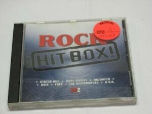 Rock Hitbox (49 tracks, BMG) Meat Loaf, Doro, Motörhead, Poison, Gottha.. [3 CD]