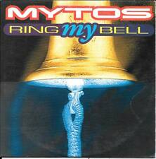CD SINGLE 3 TITRES--MYTOS--RING MY BELL--1996