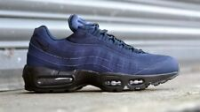 Nike Air Max '95 Trainers / Sneakers: Obsidian / Black - Size UK 8 A1